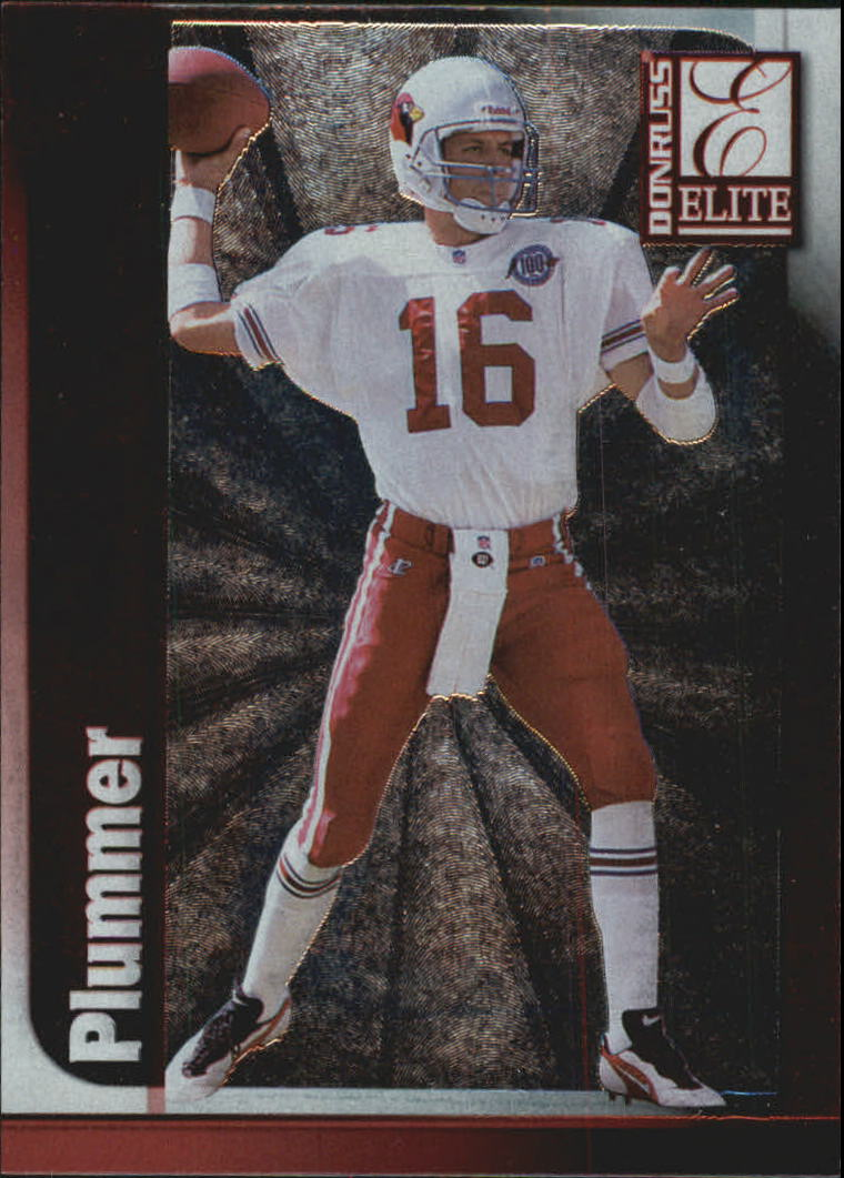 1999 Donruss Elite #116 Jake Plummer