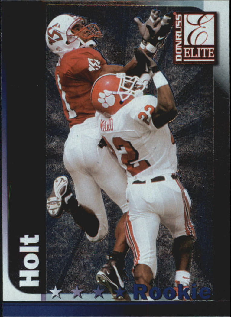 1999 Donruss Elite #178 Torry Holt RC