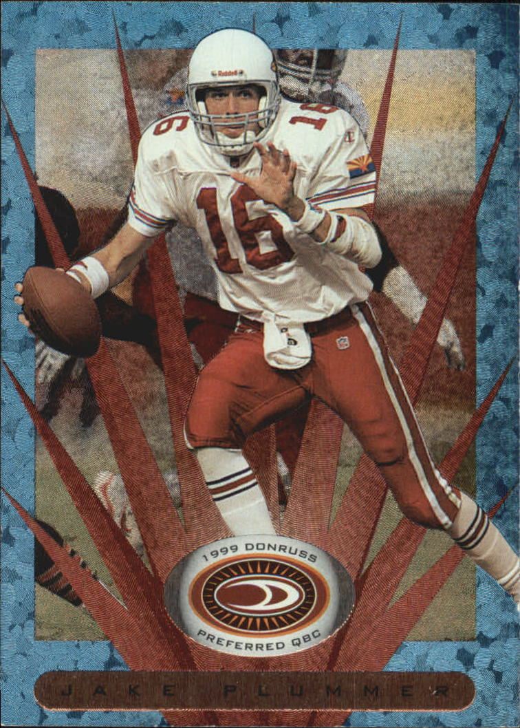 1999 Donruss Preferred QBC #116 Jake Plummer P