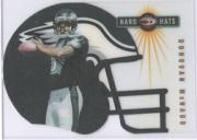 1999 Donruss Preferred QBC Hard Hats #11 Donovan McNabb