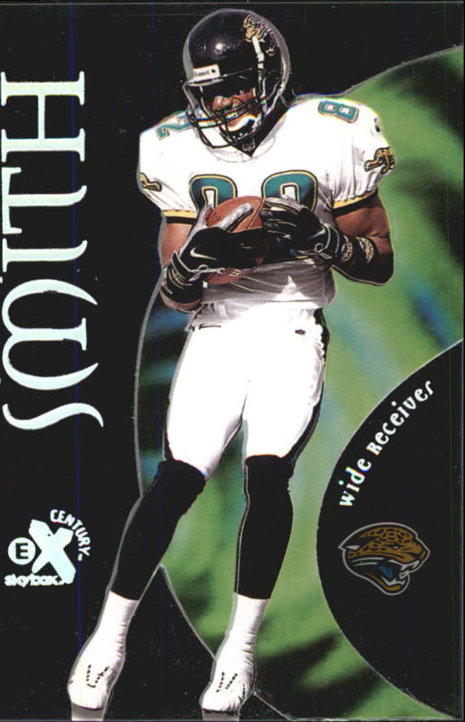1999 E-X Century #22 Jimmy Smith