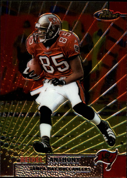 1999 Finest #108 Reidel Anthony