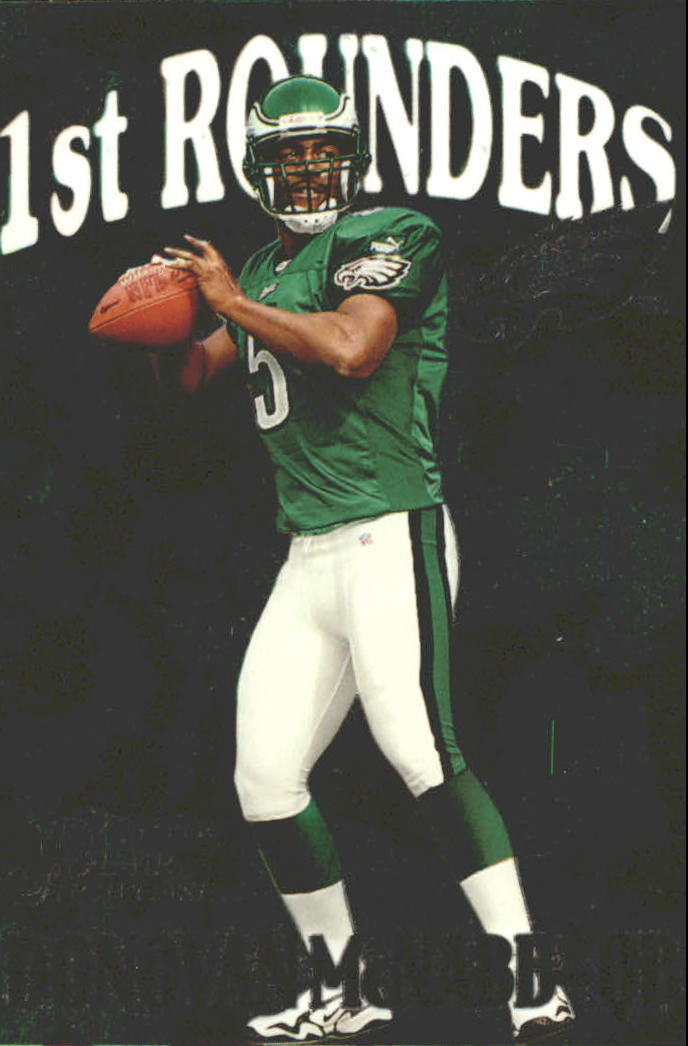 1999 Flair Showcase First Rounders #2FR Donovan McNabb