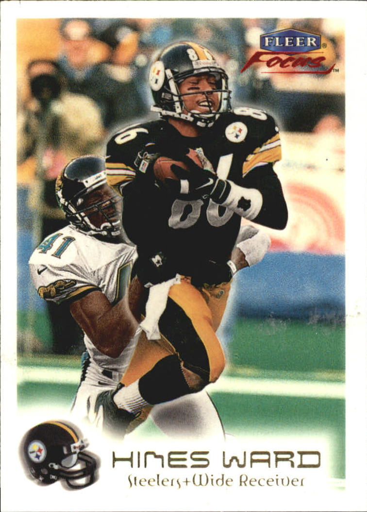 1999 Fleer Focus #42 Hines Ward