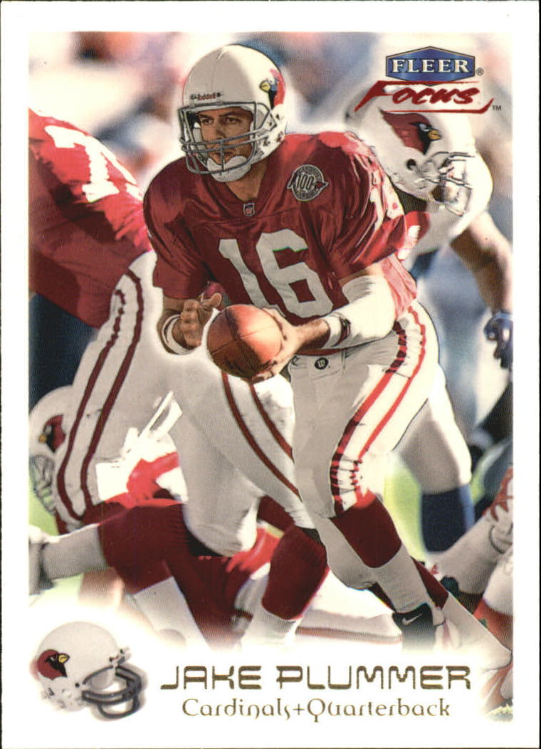 1999 Fleer Focus #54 Jake Plummer