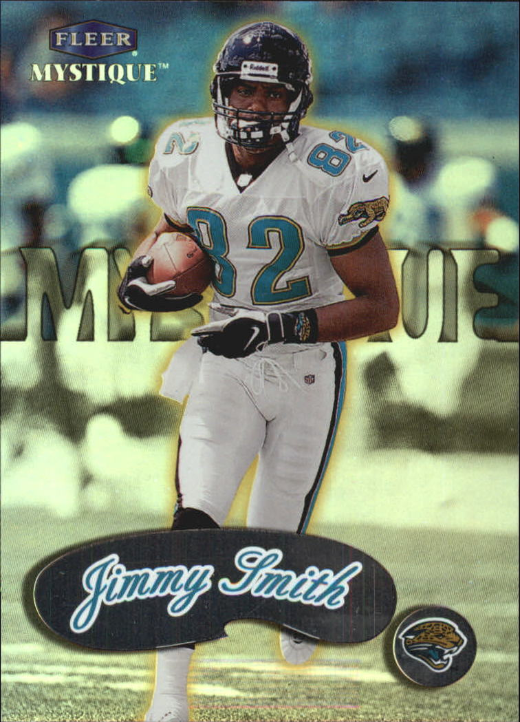 1999 Fleer Mystique #12 Jimmy Smith