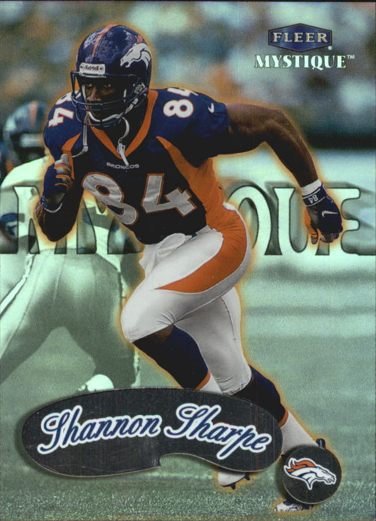 1999 Fleer Mystique #42 Shannon Sharpe
