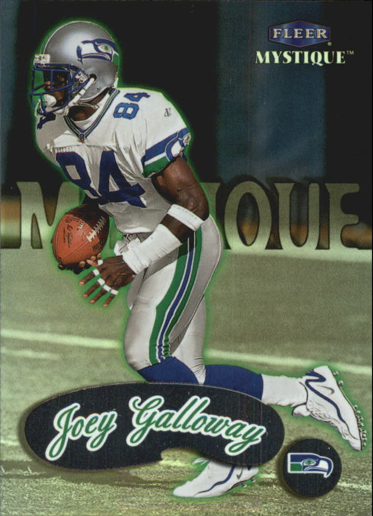 1999 Fleer Mystique #53 Joey Galloway