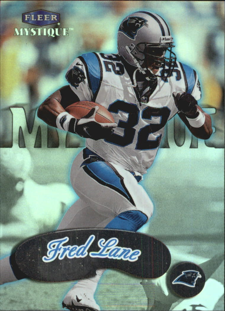 1999 Fleer Mystique #54 Fred Lane