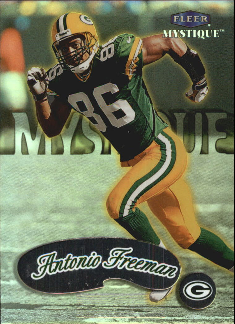 1999 Fleer Mystique #71 Antonio Freeman