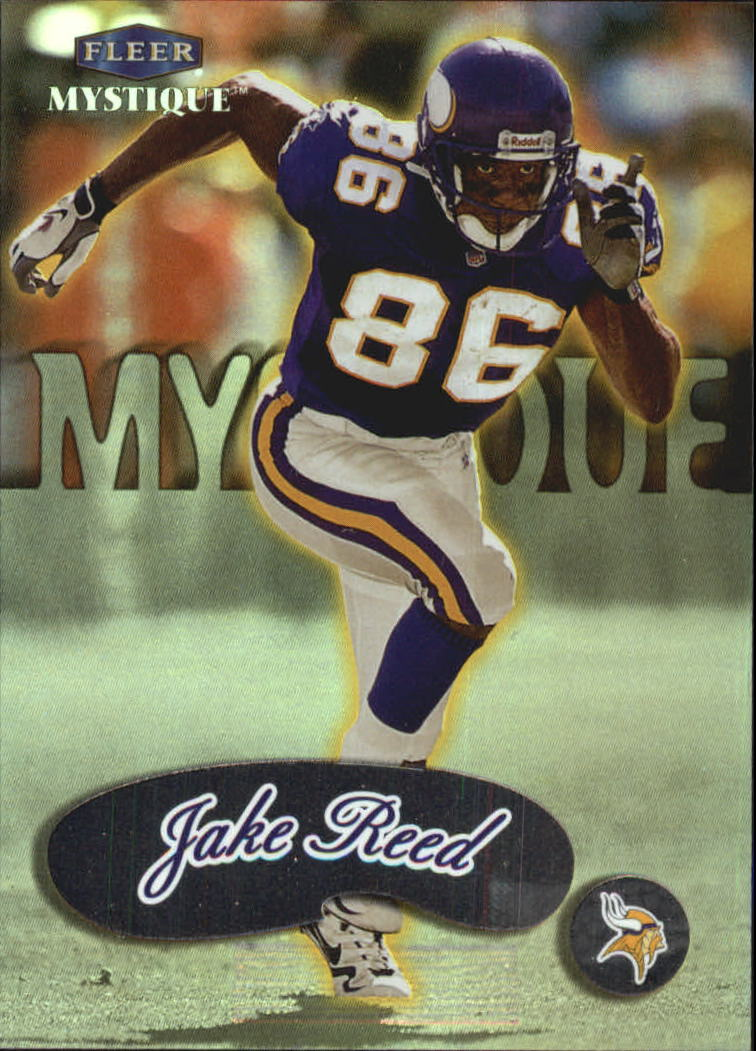 1999 Fleer Mystique #75 Jake Reed