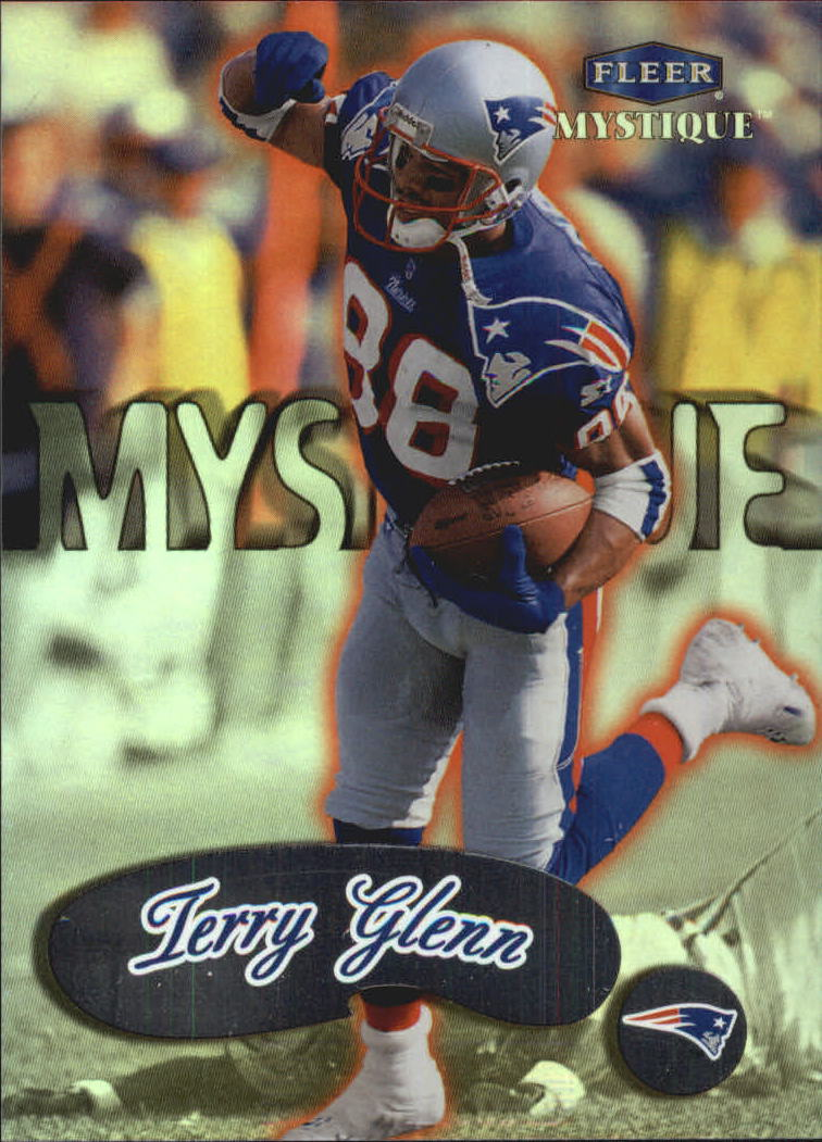 1999 Fleer Mystique #87 Terry Glenn