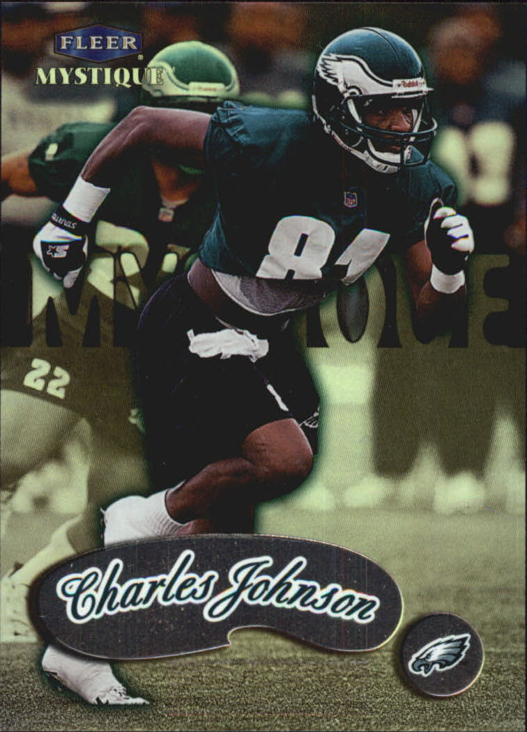 1999 Fleer Mystique #97 Charles Johnson