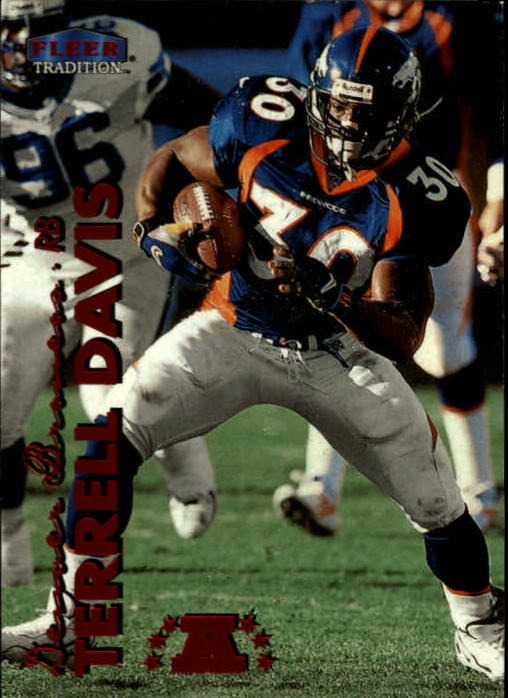 1999 Fleer Tradition #4 Terrell Davis