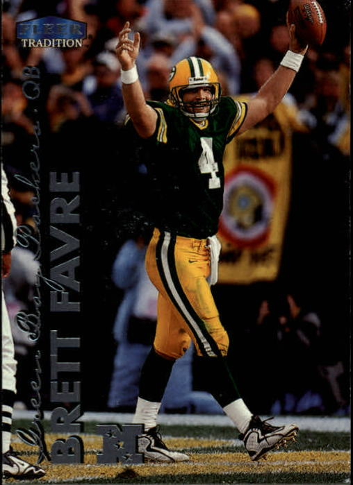 1999 Fleer Tradition #5 Brett Favre