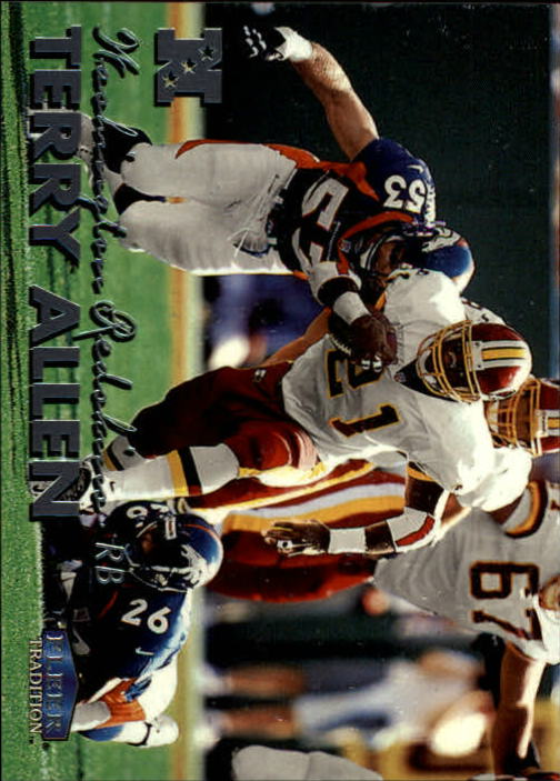 1999 Fleer Tradition #69 Terry Allen