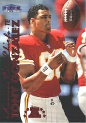 1999 Fleer Tradition #88 Tony Gonzalez