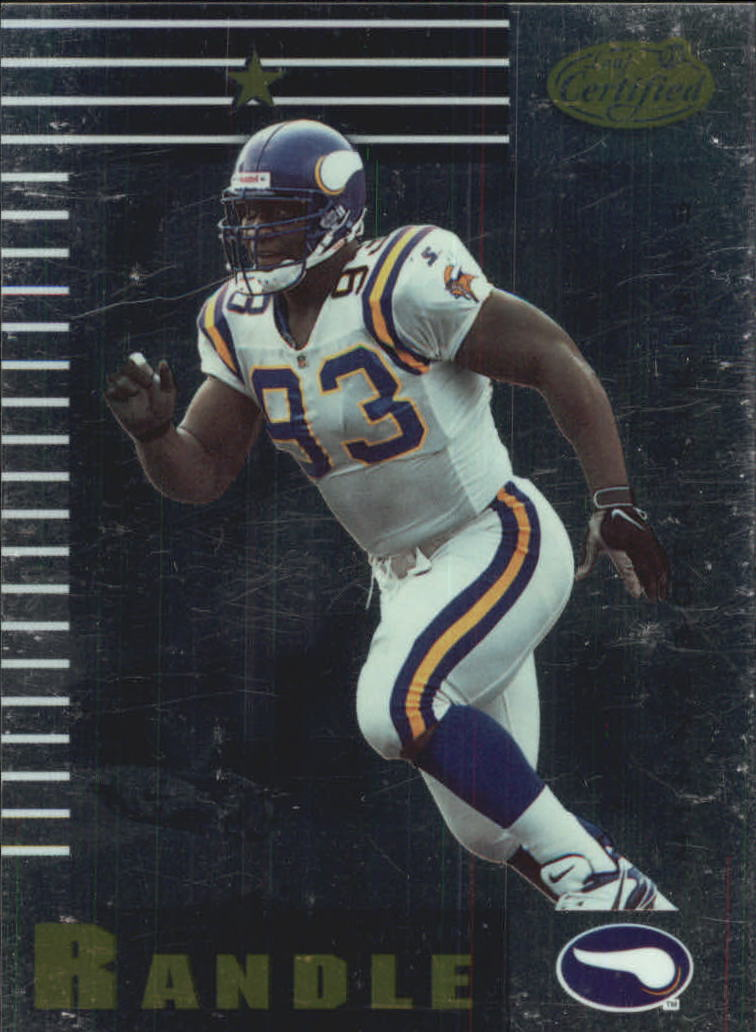 1999 Leaf Certified #55 John Randle