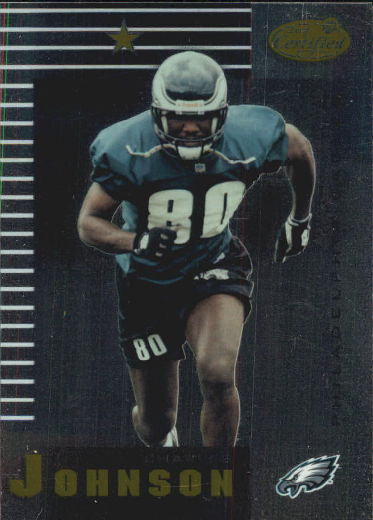 1999 Leaf Certified #77 Charles Johnson