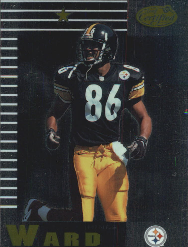1999 Leaf Certified #79 Hines Ward