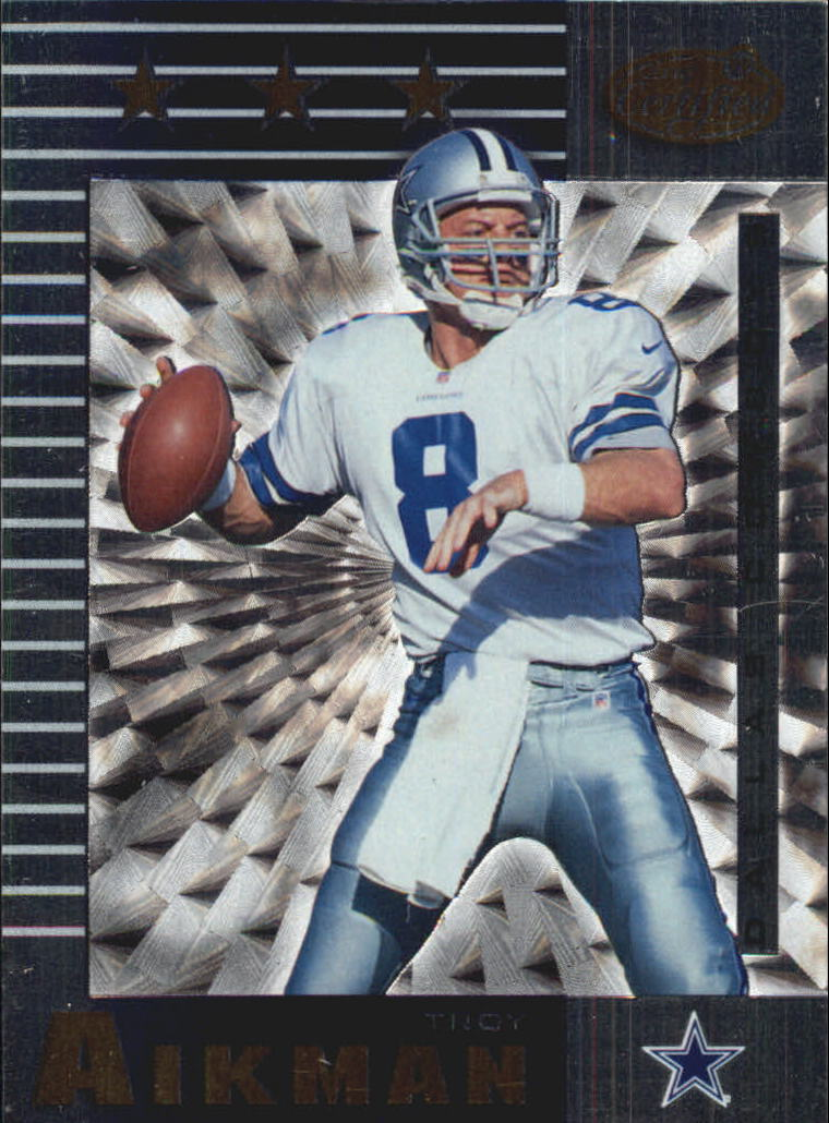 1999 Leaf Certified #155 Troy Aikman