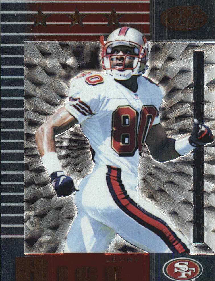 1999 Leaf Certified #172 Jerry Rice