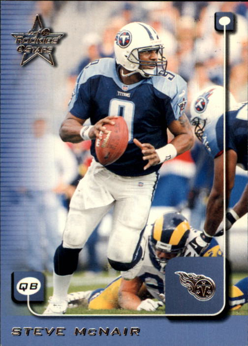 1999 Leaf Rookies and Stars #191 Steve McNair