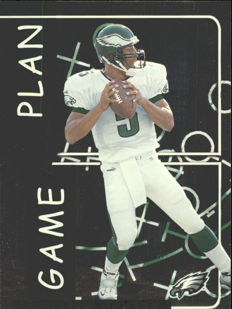 1999 Leaf Rookies and Stars Game Plan #GP18 Donovan McNabb