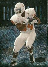1999 Metal Universe #209 Ricky Williams RC