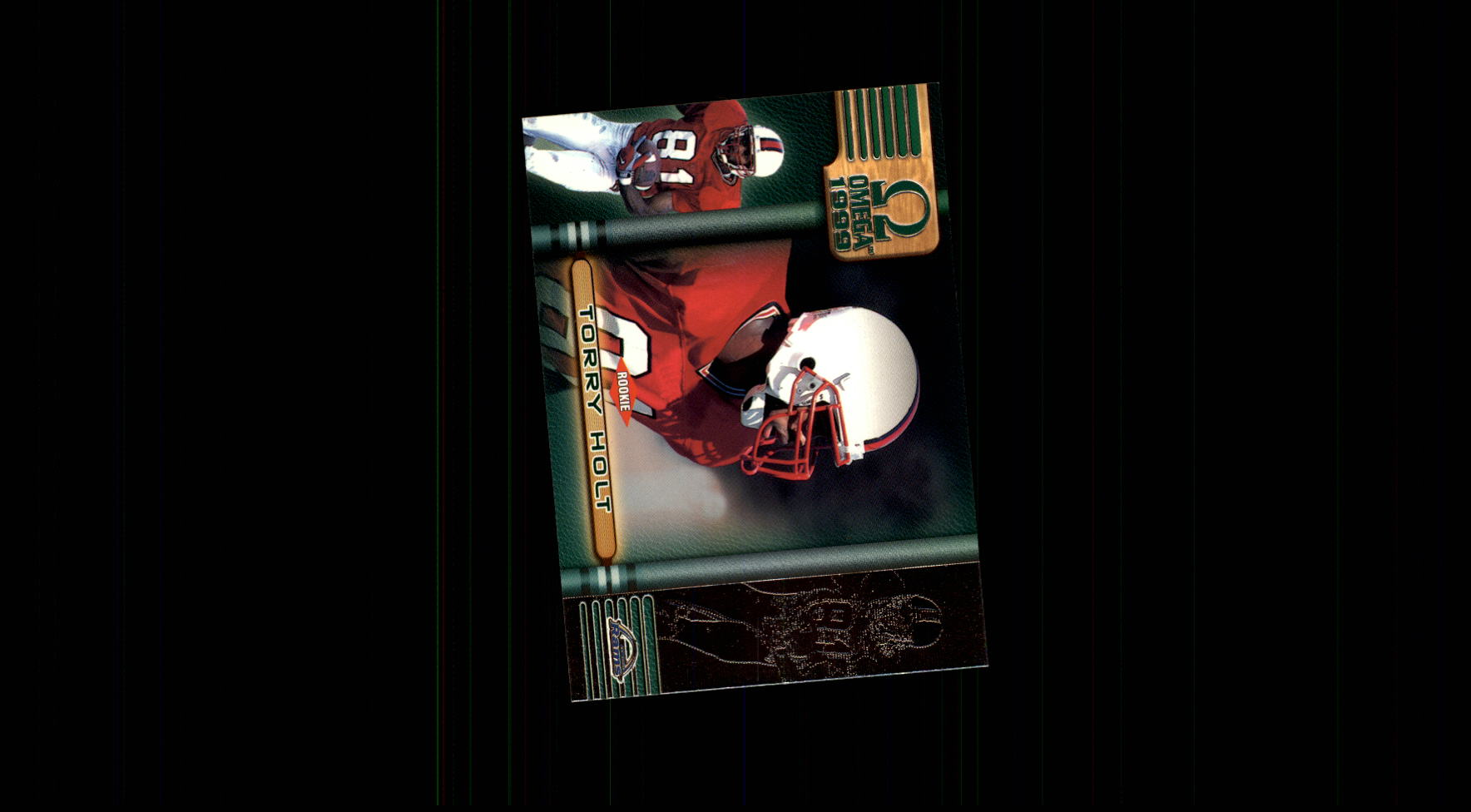 1999 Pacific Omega #223 Torry Holt RC