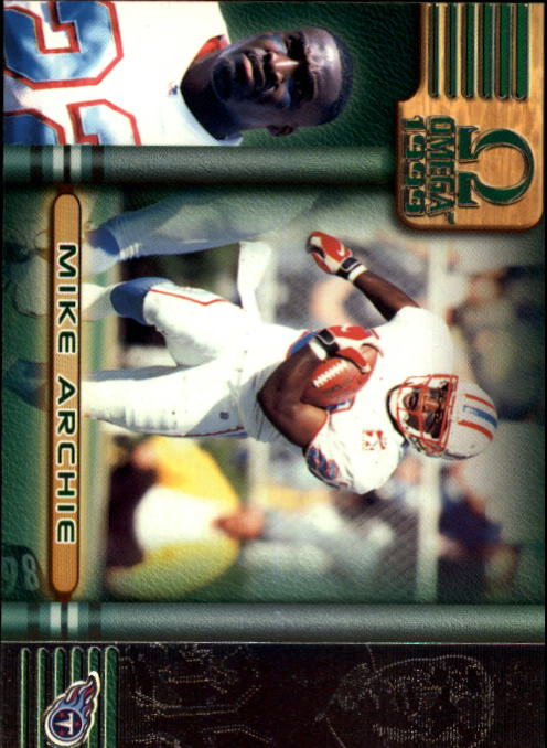 1999 Pacific Omega #235 Mike Archie RC