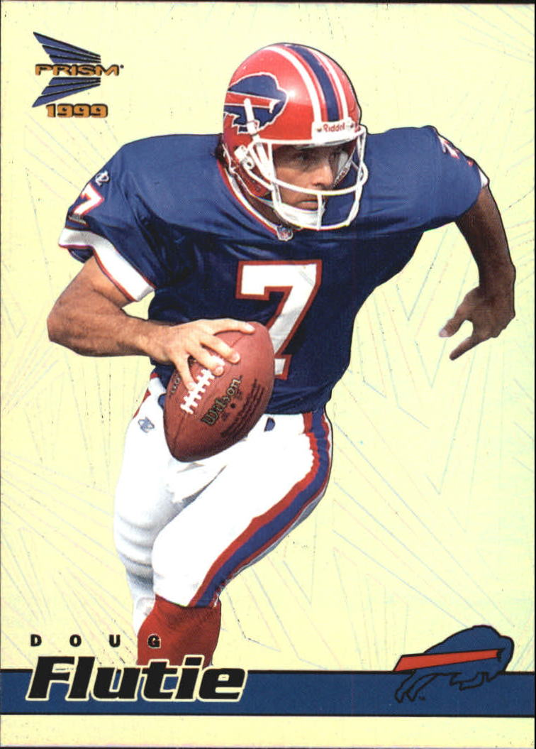1999 Pacific Prisms #14 Doug Flutie