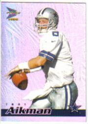 1999 Pacific Prisms #39 Troy Aikman