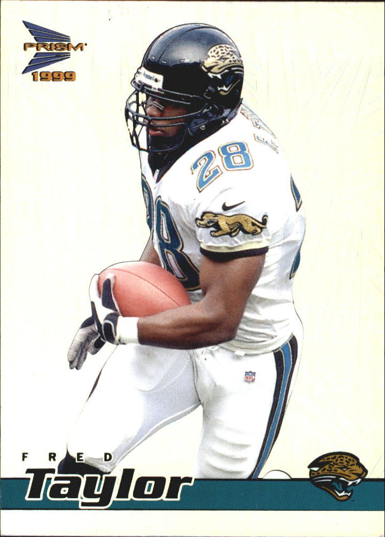 1999 Pacific Prisms #67 Fred Taylor