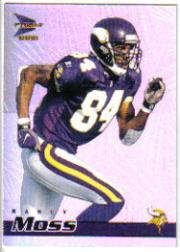 1999 Pacific Prisms #83 Randy Moss front image