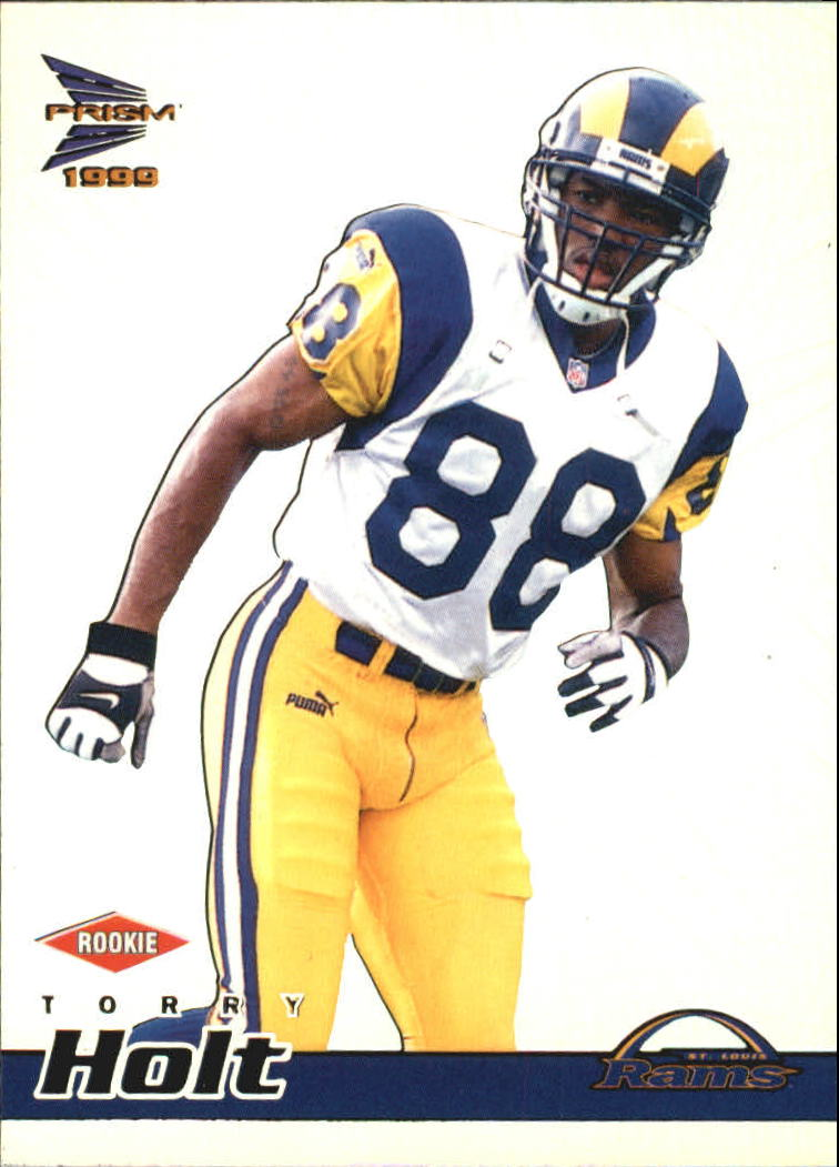 1999 Pacific Prisms #121 Torry Holt RC