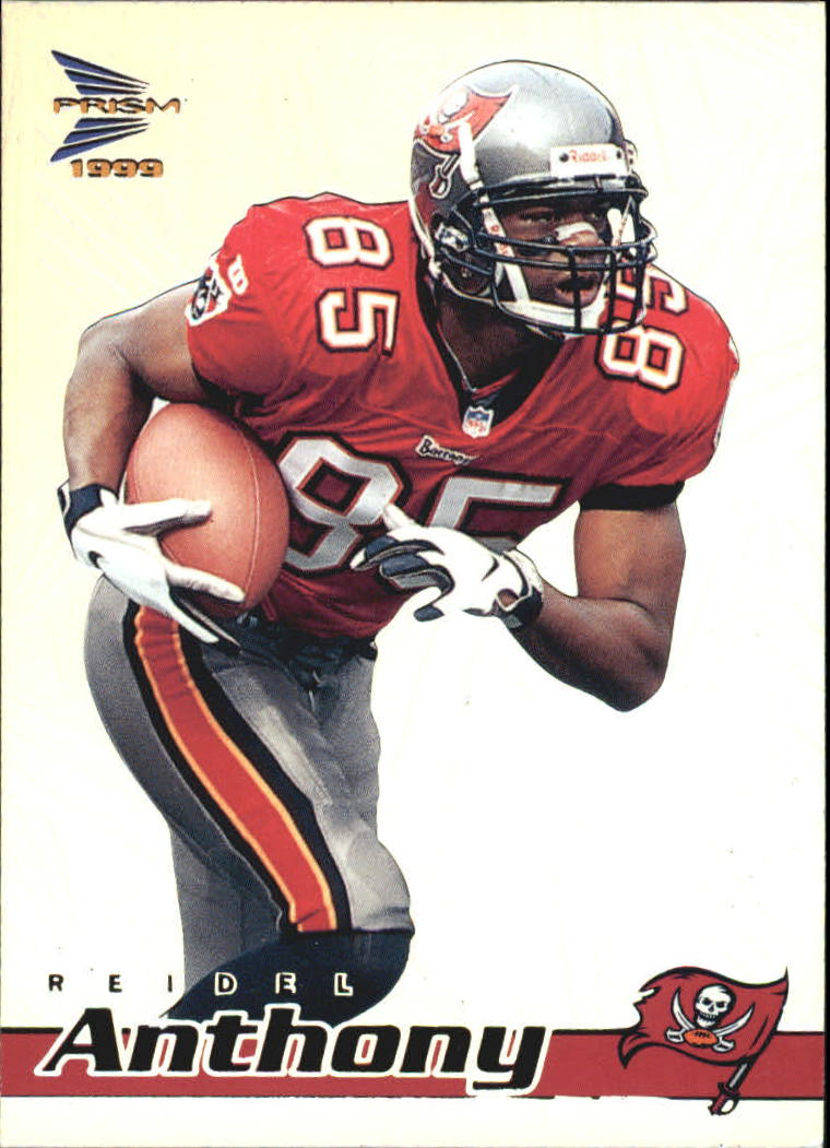 1999 Pacific Prisms #137 Reidel Anthony