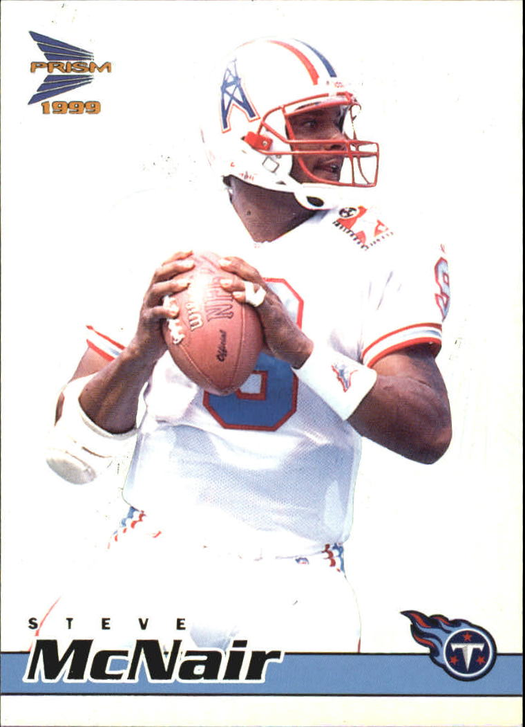 1999 Pacific Prisms #144 Steve McNair