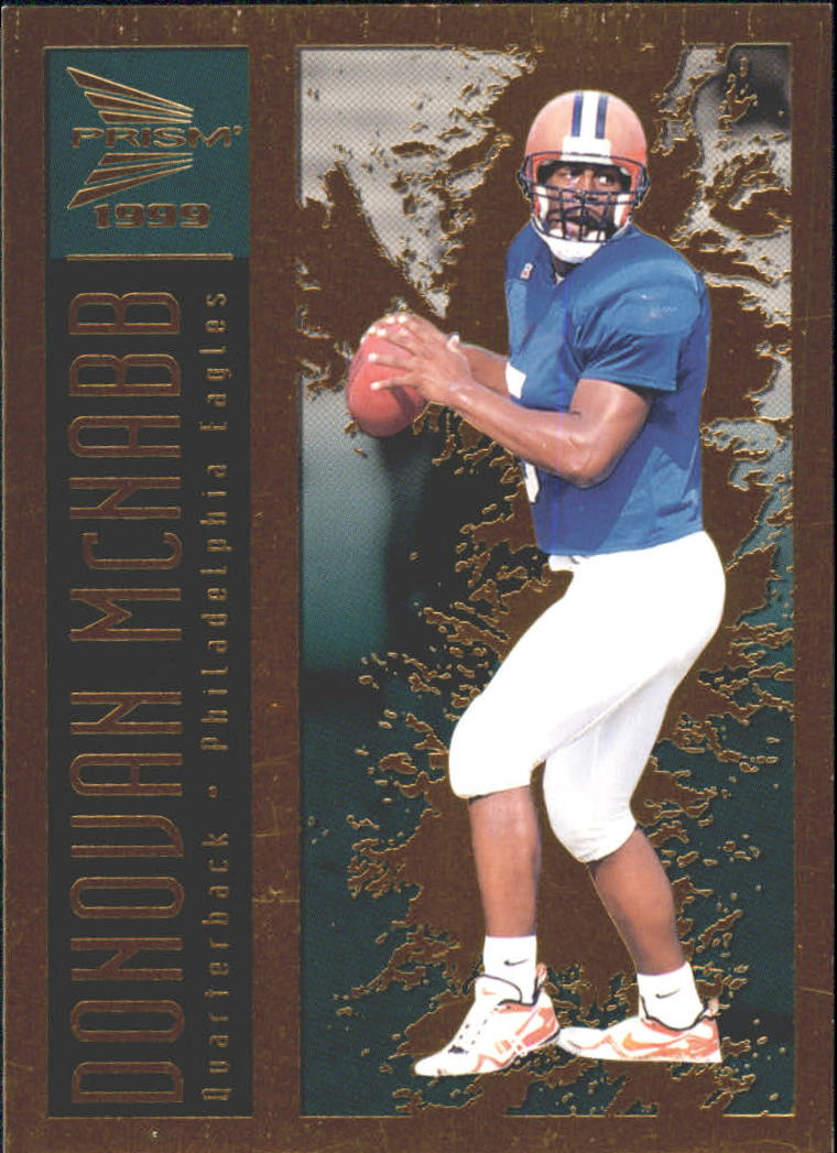 1999 Pacific Prisms Prospects #9 Donovan McNabb