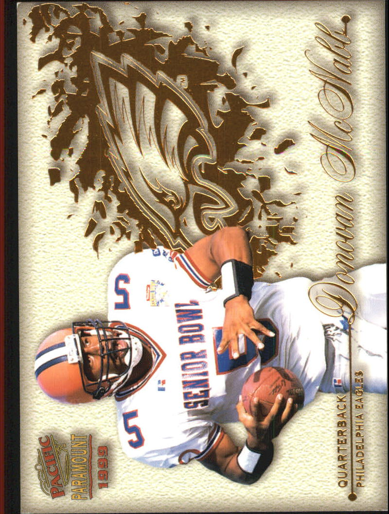 1999 Paramount Team Checklists #23 Donovan McNabb