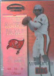 1999 Playoff Contenders SSD #178A Shaun King No AU/1825* RC