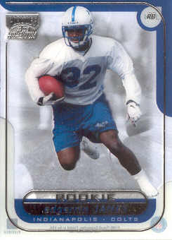 1999 Playoff Momentum SSD #154 Edgerrin James RC