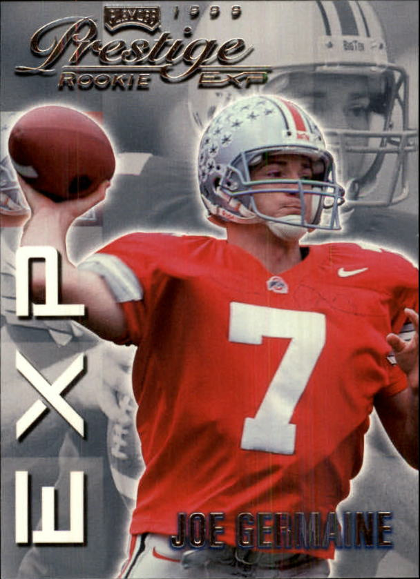 1999 Playoff Prestige EXP #16 Joe Germaine RC