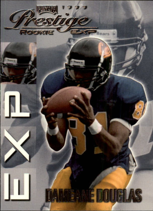 1999 Playoff Prestige EXP #25 Dameane Douglas RC
