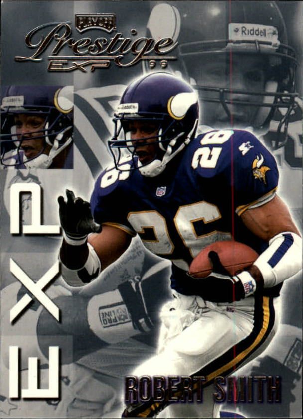 1999 Playoff Prestige EXP #129 Robert Smith