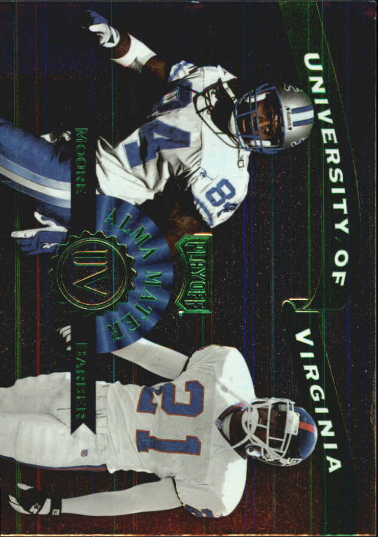 1999 Playoff Prestige EXP Alma Maters #AM17 T.Barber/H.Moore