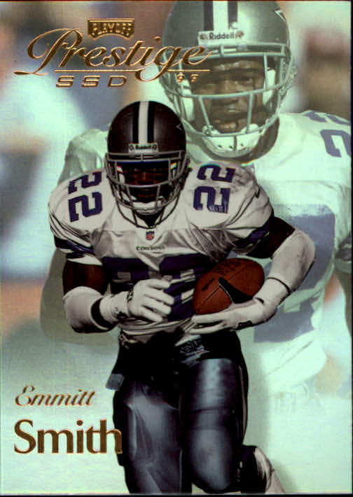 1999 Playoff Prestige SSD #33 Emmitt Smith