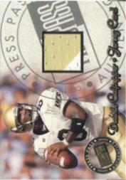 1999 Press Pass Game Jerseys #JCDC Daunte Culpepper
