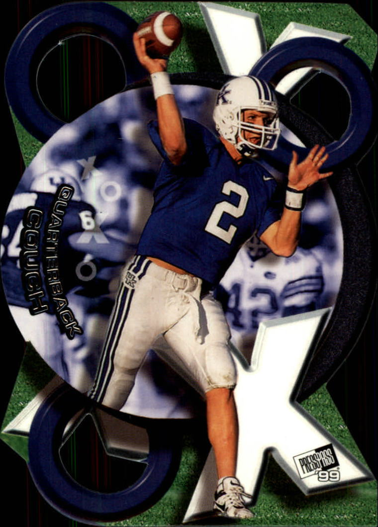 1999 Press Pass X's and O's #XO2 Tim Couch