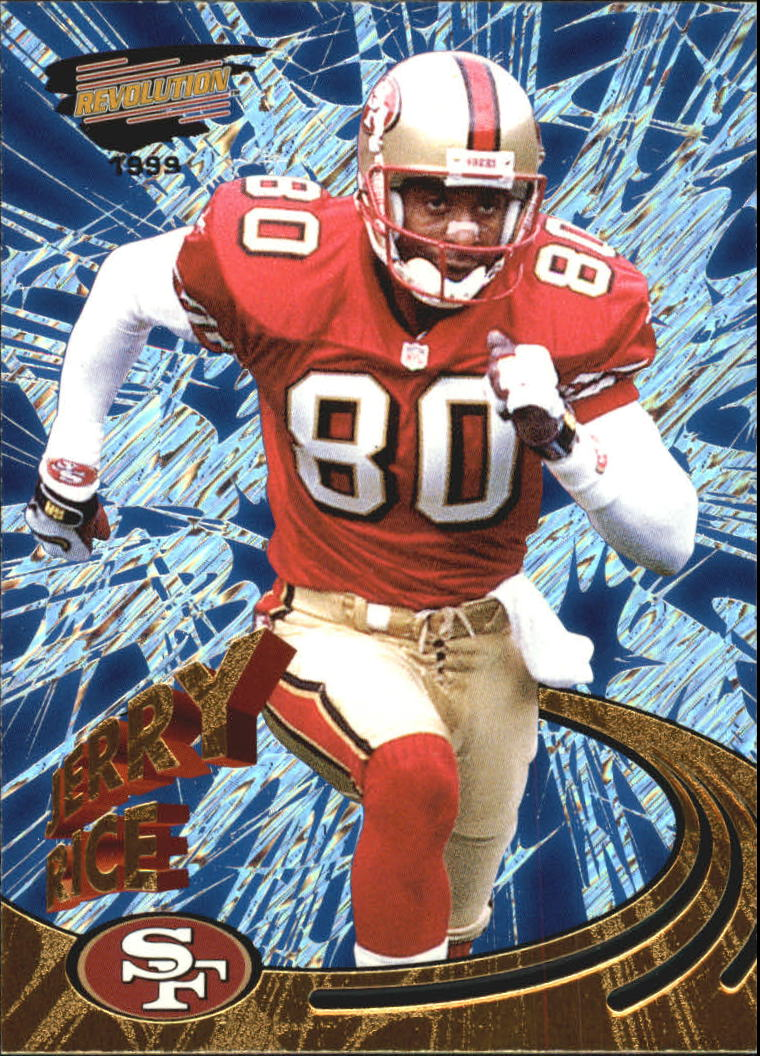 1999 Revolution #152 Jerry Rice